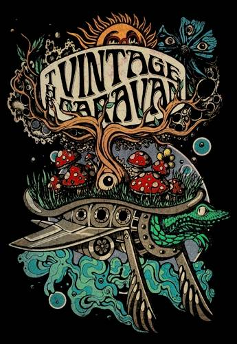 Rock District du 17.10.2018 : THE VINTAGE CARAVAN