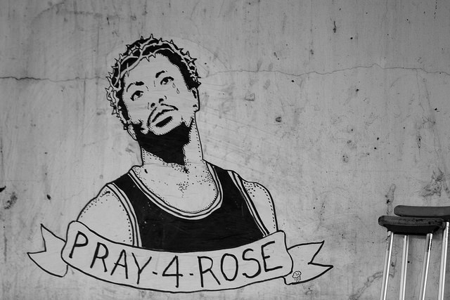 NBA : Derrick Rose is back?