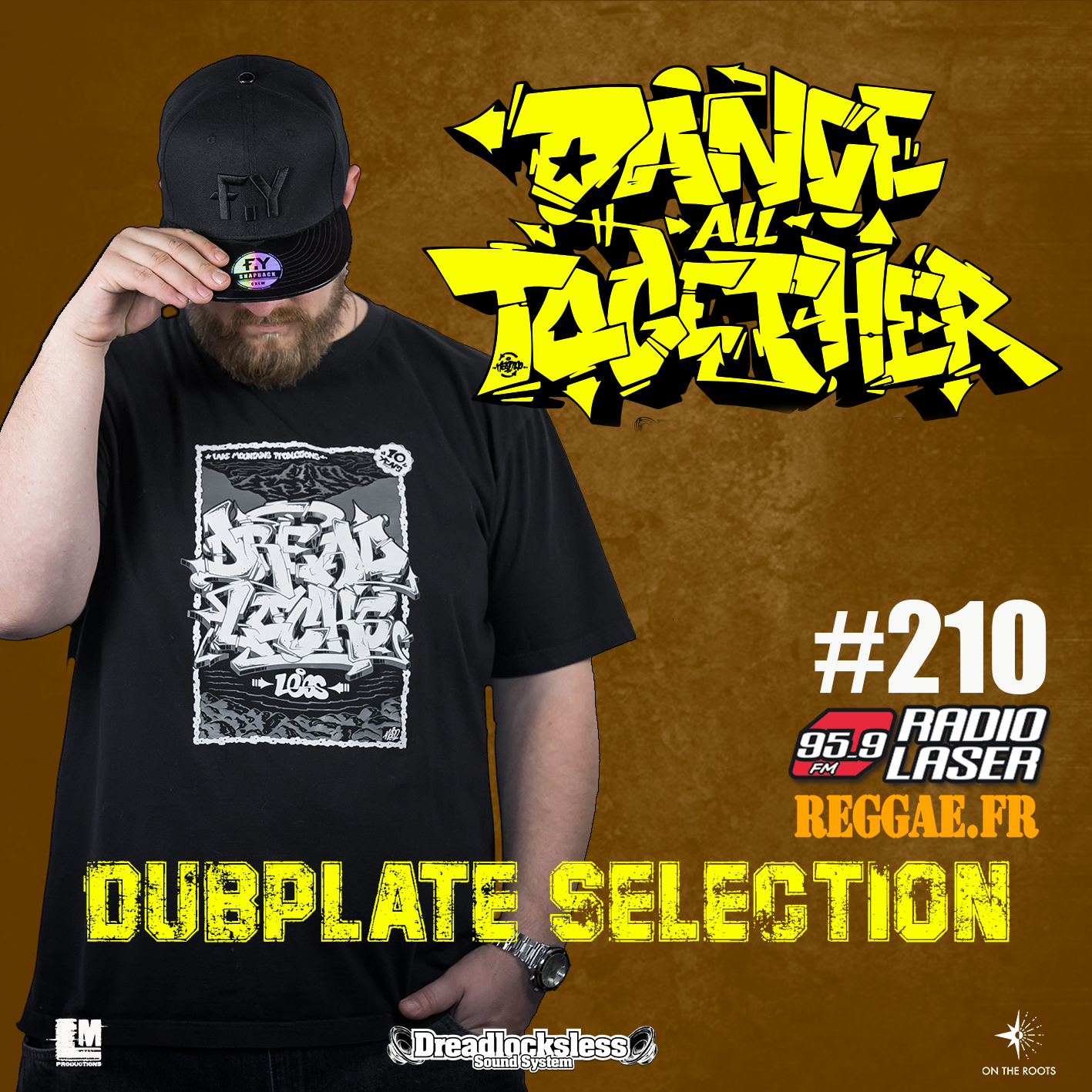 Dance All Together #210 Dubplate Selection 19.11.2018