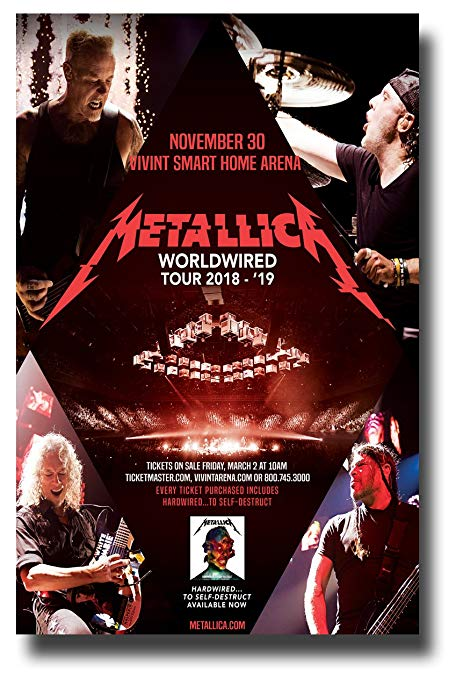 Rock District du 20.02.2019 : METALLICA