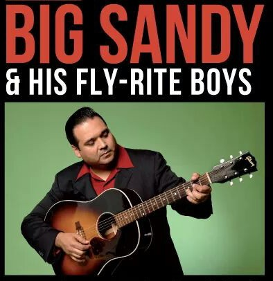 BIG SANDY AND HIS FLY-RITE BOYS - USA