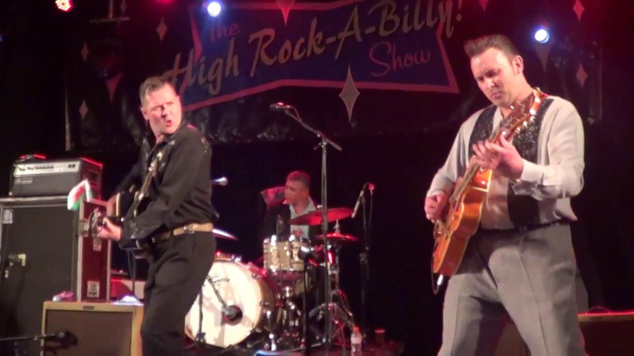 JOHNNY BACH AND THE MOONSHINE BOOZERS  - UK