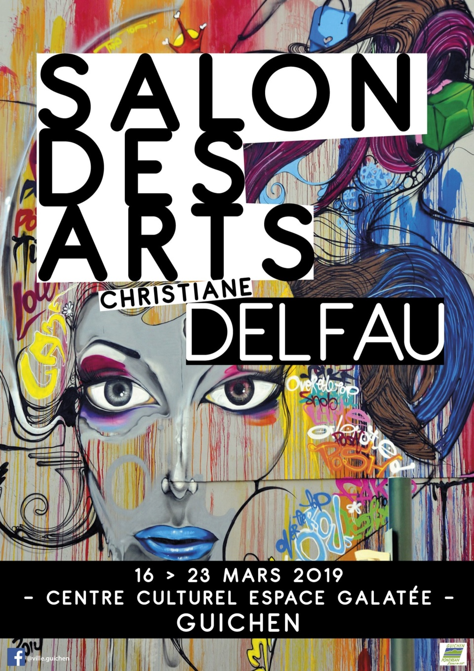 Salon des Arts Christiane Delfau