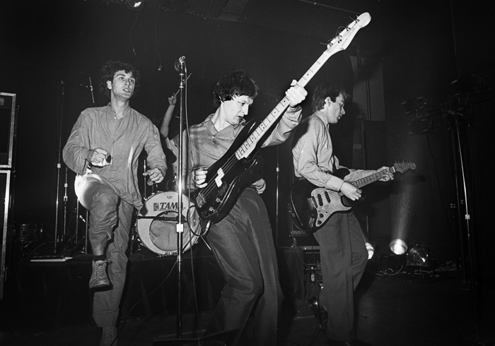Gang of Four, à l'honneur