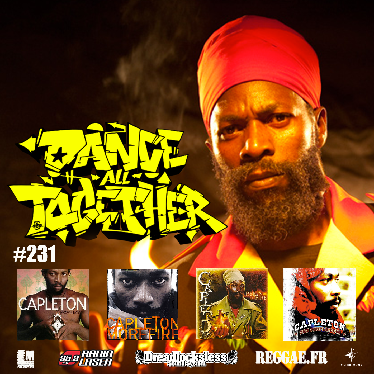 Dance All Together #231 Special Capleton Selection