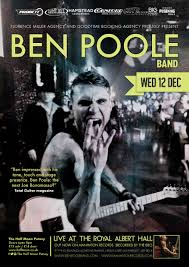 Rock District du 17.04.2019 : BEN POOLE
