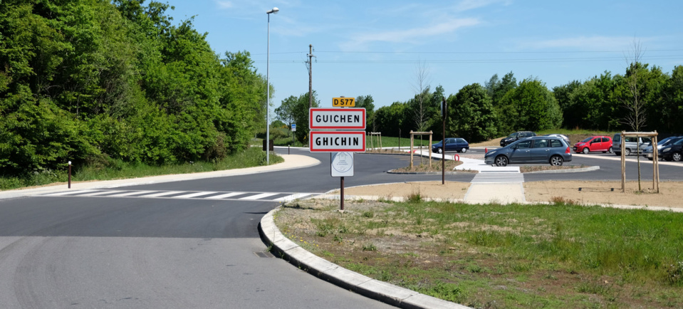 Du Gallo à Guichen !