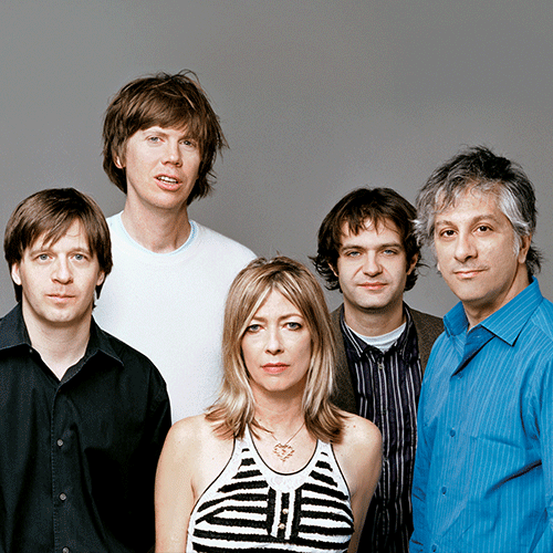 METALOROCK - 134 - SONIC YOUTH