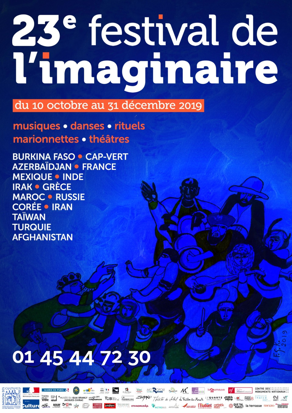 Critical perspectives on Intangible Cultural Heritage / Du 21 au 26 octobre 2019 au Château de Vitré