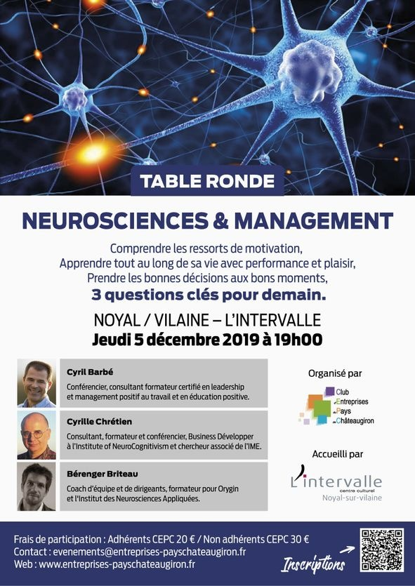 Table ronde Neurosciences et Management