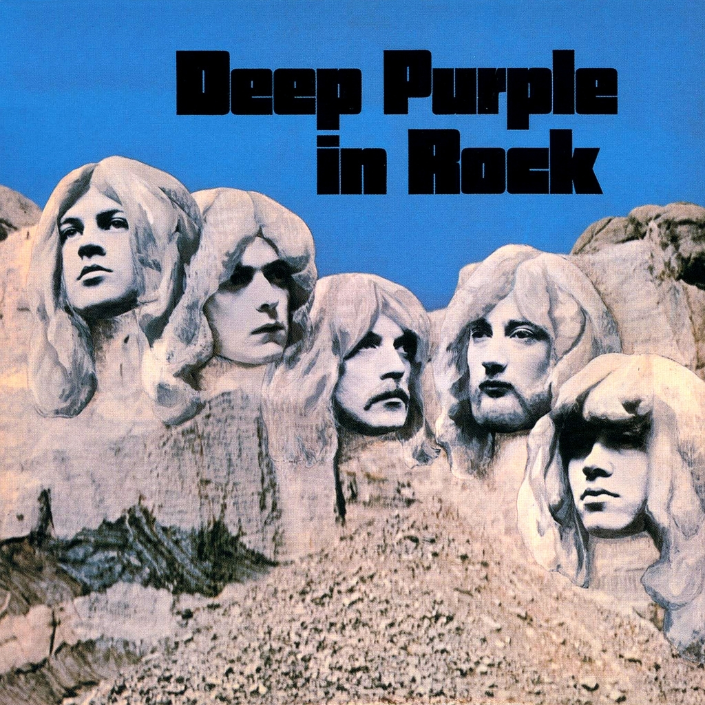 In Rock, des DEEP PURPLE, à posséder !!!