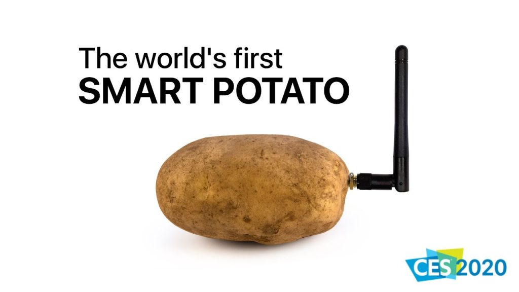 Make the potato great again