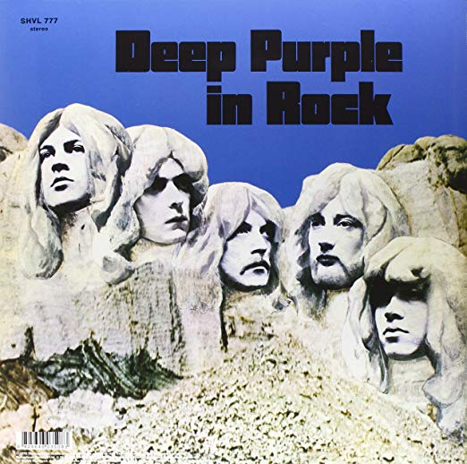 Deep Purple - In Rock : un album à posséder bien sûr !!!