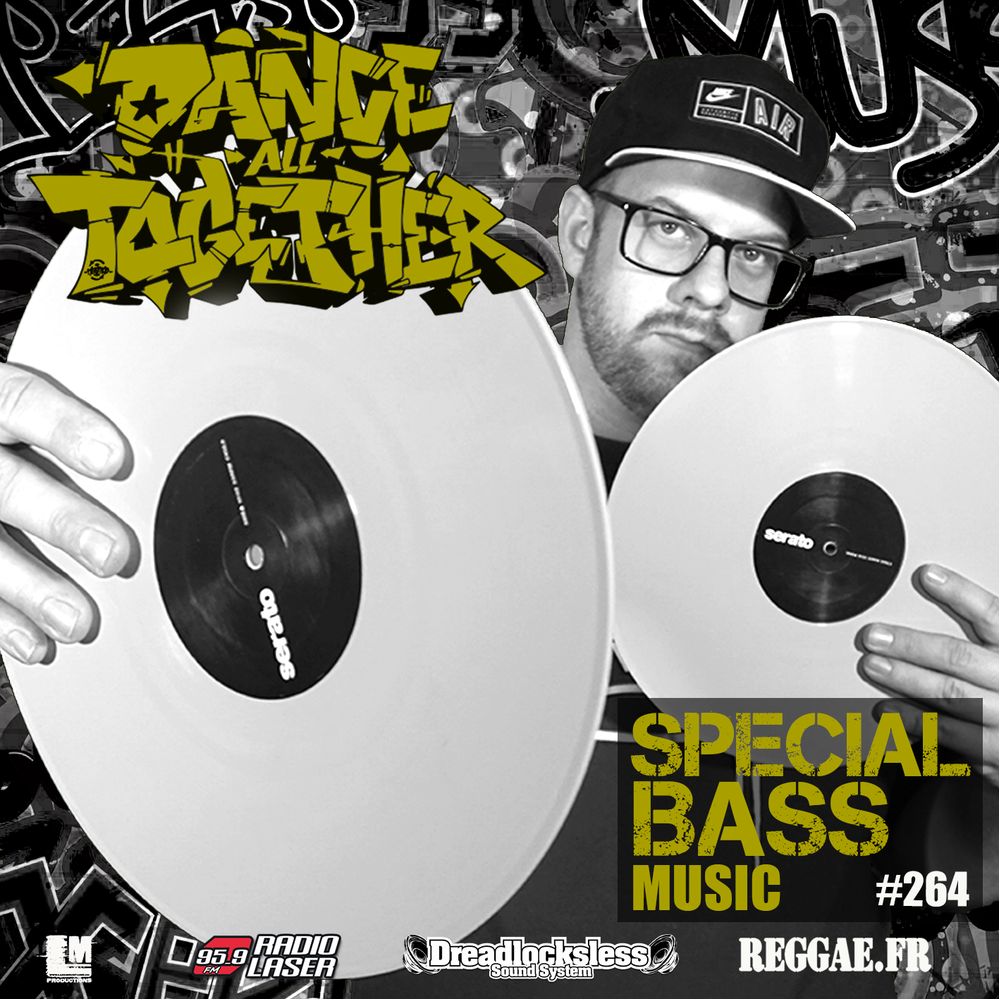 Dance All Together #264 Special Bass Music 17.02.2020