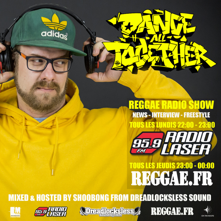 Dance All Together #282 Reggae Selection 22.06.2020