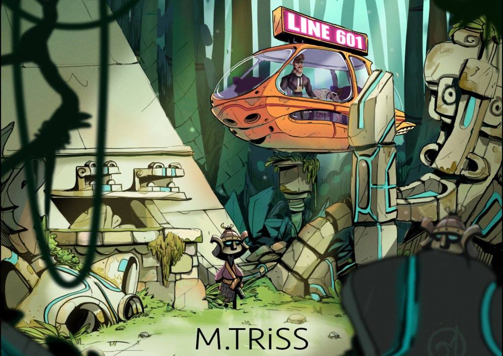 Arrêt optimiste à la Station 2 de Mr Triss