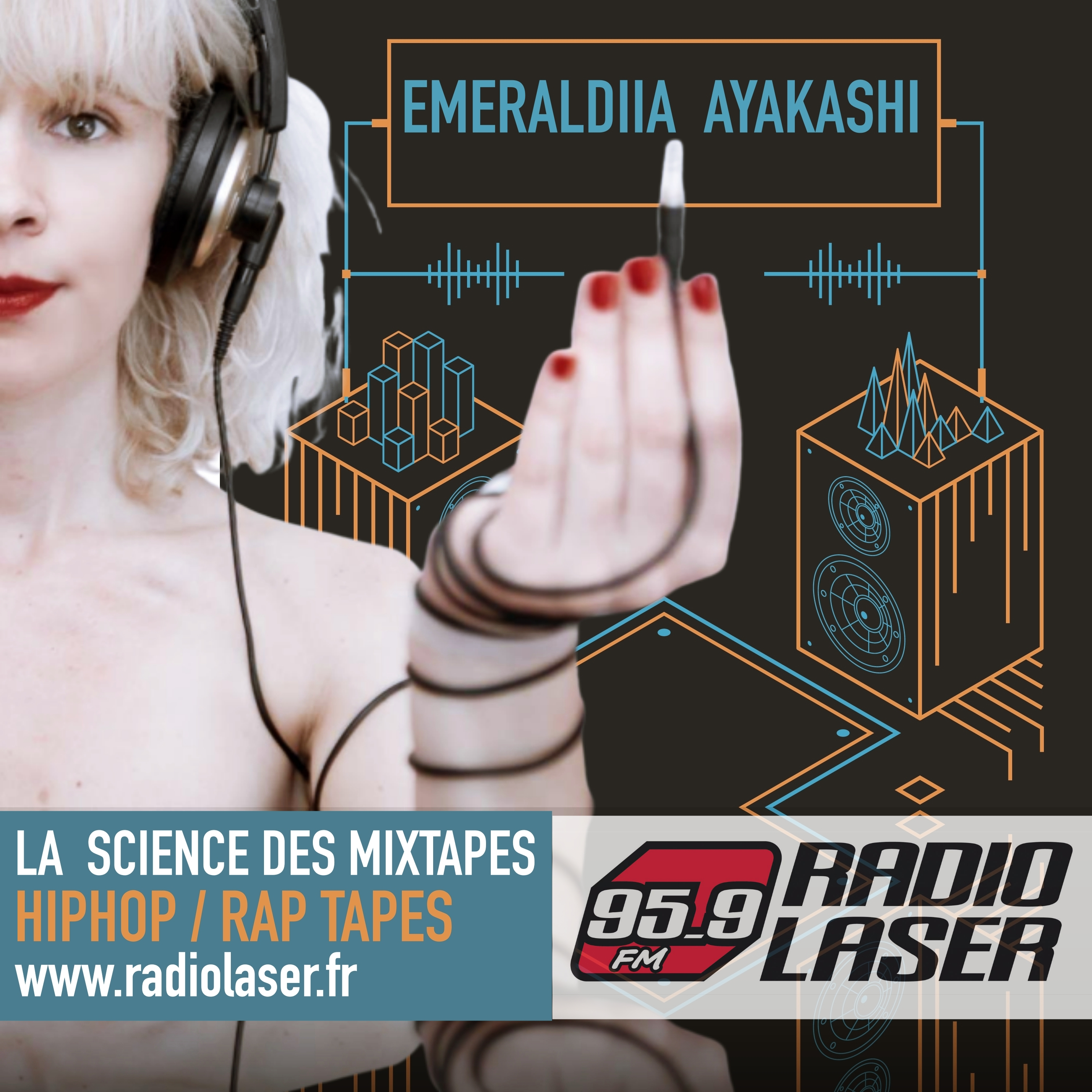 La Science des Mixtapes #23 mixée par Emeraldia Ayakashi