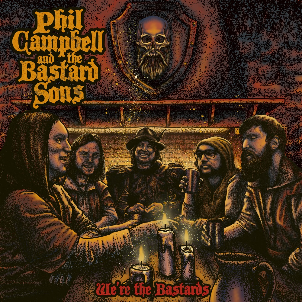 Emission du 11.11.2020 : Phil Campbell And The Bastards Sons
