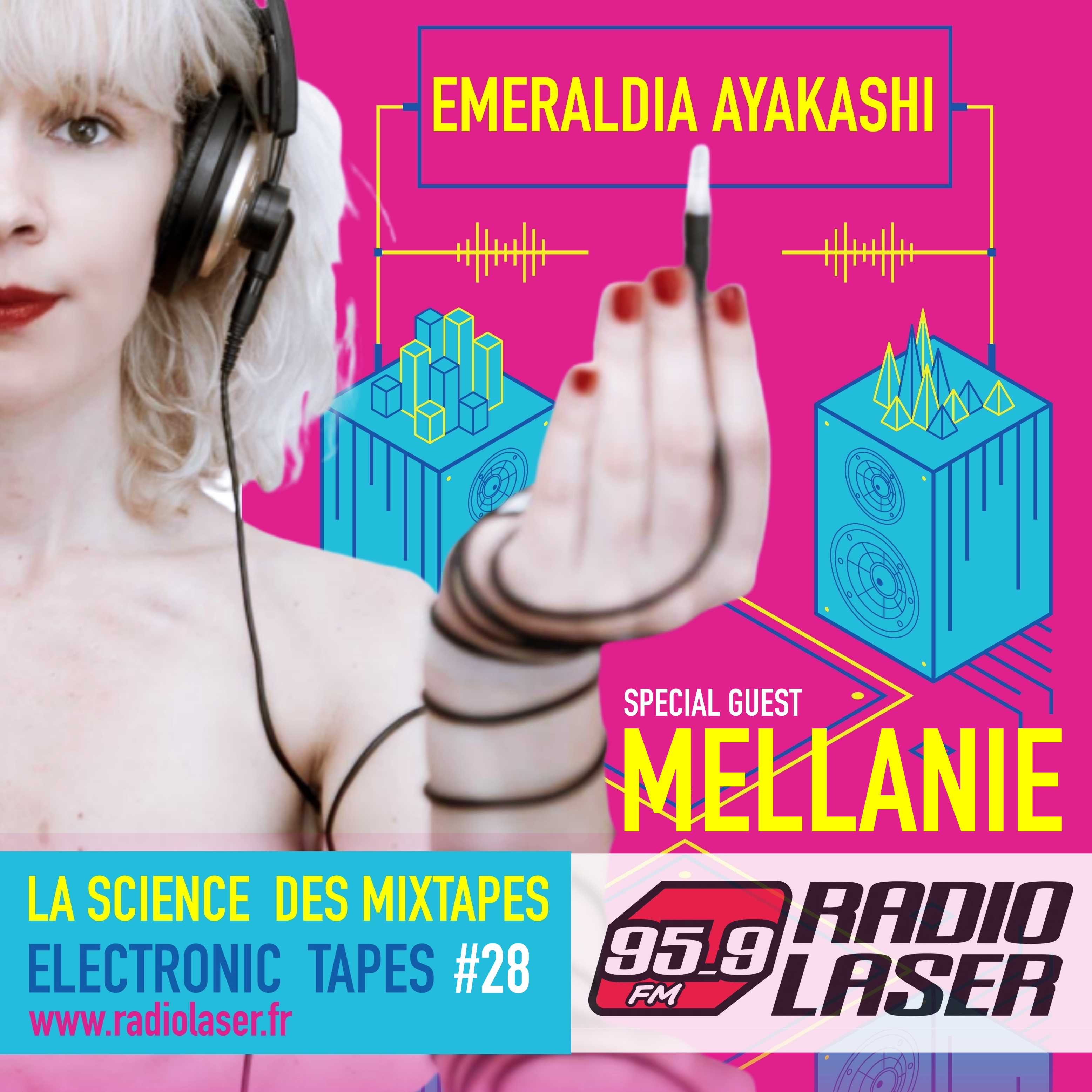 La Science des Mixtapes #28 mixée par Emeraldia Ayakashi
