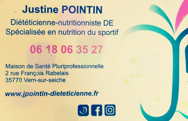 contact Justine POINTIN