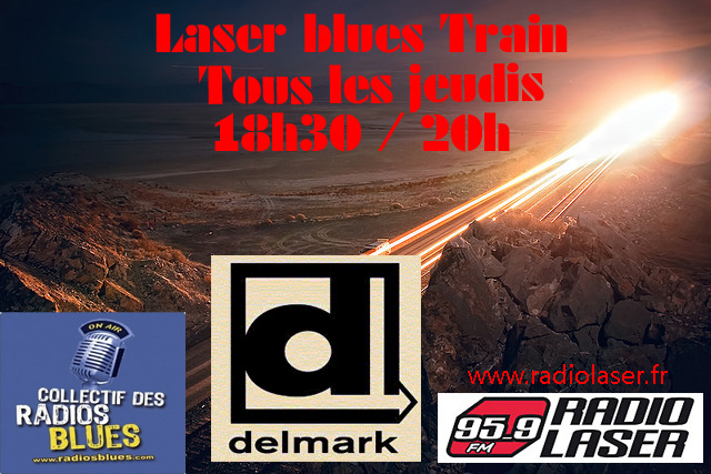 "Laser Blues Train #051 ""Special DELMARK"""