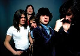 AC / DC période Let There be Rock et Highway to Hell