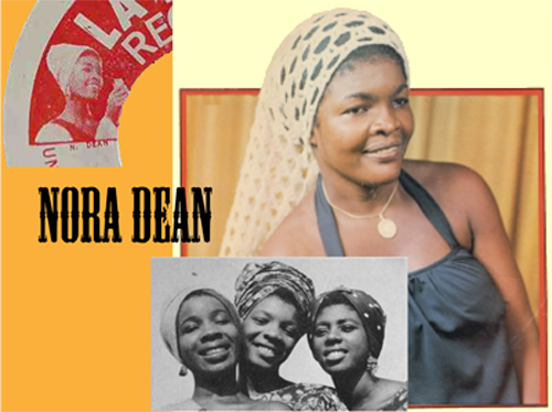 Pépites de Reggae Oldies - Tribute To Nora Dean dans Reggae Train