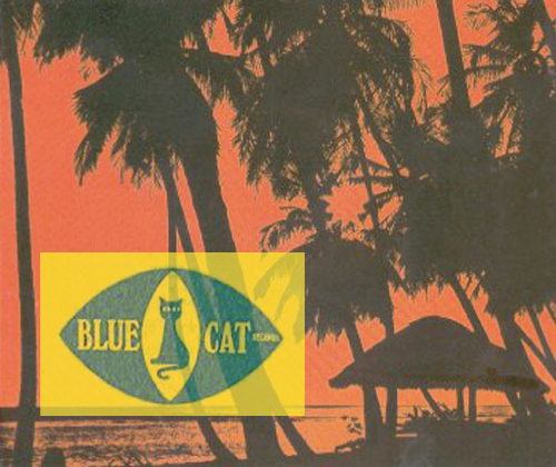 Podcast Reggae Oldies - Blue Cat dans Reggae Train