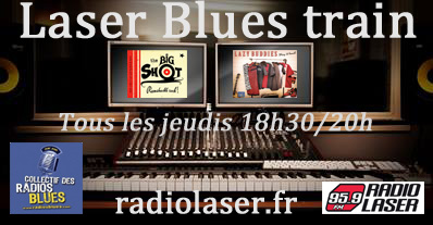 Laser Blues train #067
