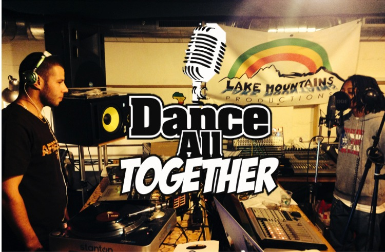"Dance All together 09 juin 2014 en guest "" KT GORIQUE "" Championne du monde "" End Of the Week"" 2012"