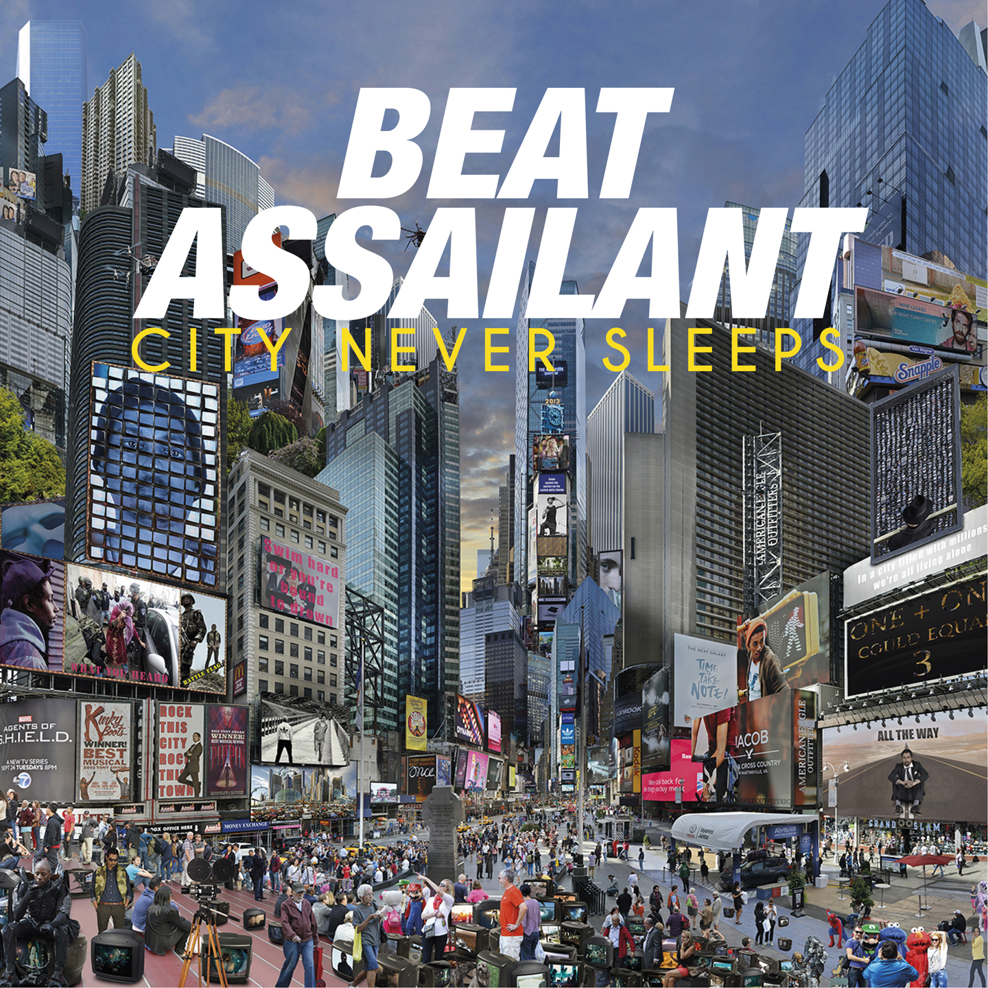 Hip-hop : le dernier album de Beat Assailant!