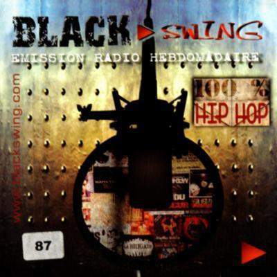 Hip Hop U.S - Black Swing n°04 (Saison 2014-2015)