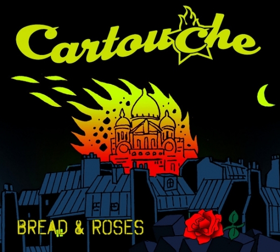 Keep The Rage du vendredi 17 octobre: Interview du groupe de punk rock Cartouche