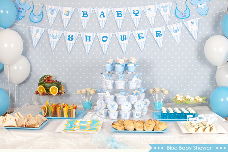 Les Baby Shower