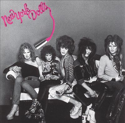 Les New York Dolls, ou l'art de la décadence...