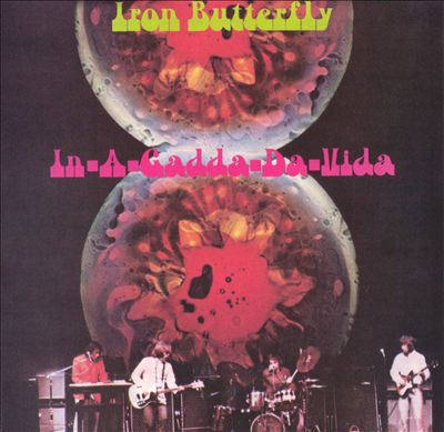 Album mythique : Iron Butterfly à l'honneur.