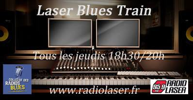 Laser Blues Train #113