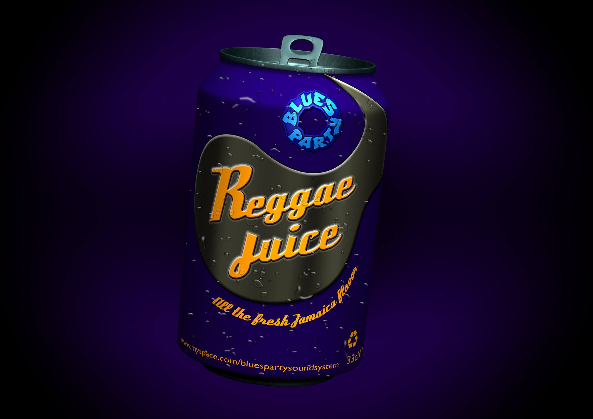 Reggae Juice with Ayani