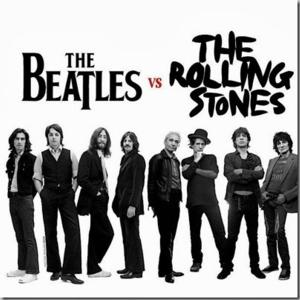 Rock - BEATLES vs ROLLING STONES