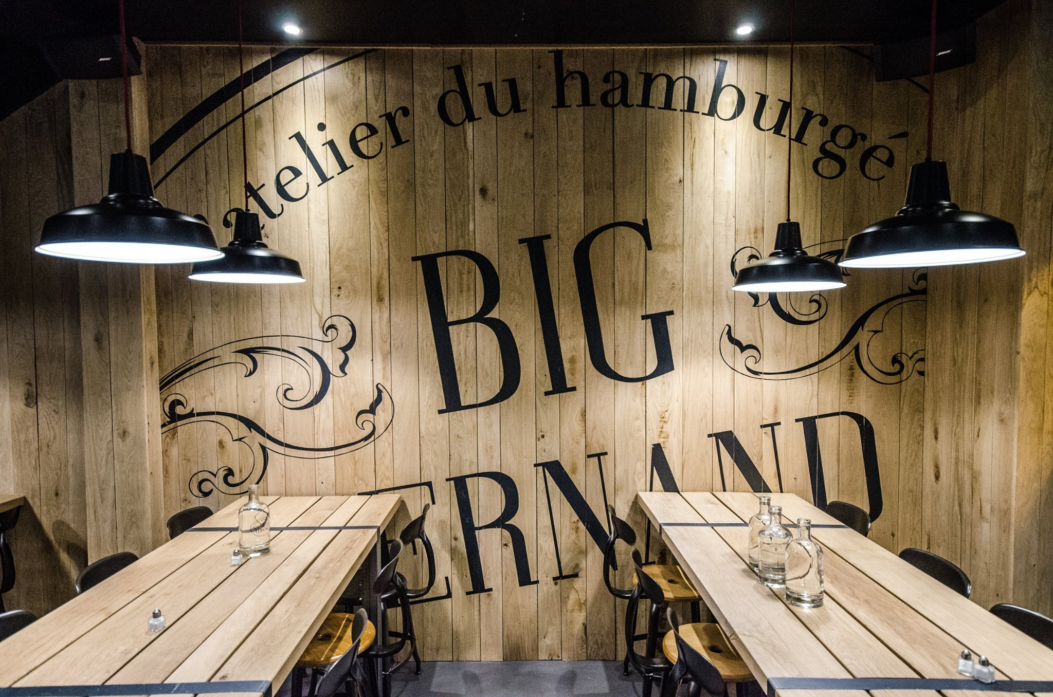 Big Fernand – Le hamburgé, Burger Made in France ... et peut-être bientôt made in Breizh !
