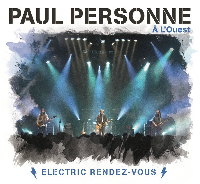 Paul Personne sort son live Puzzle 14