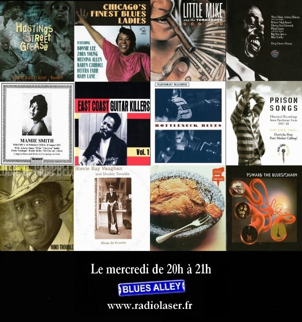 BLUES ALLEY DU 04 NOVEMBRE