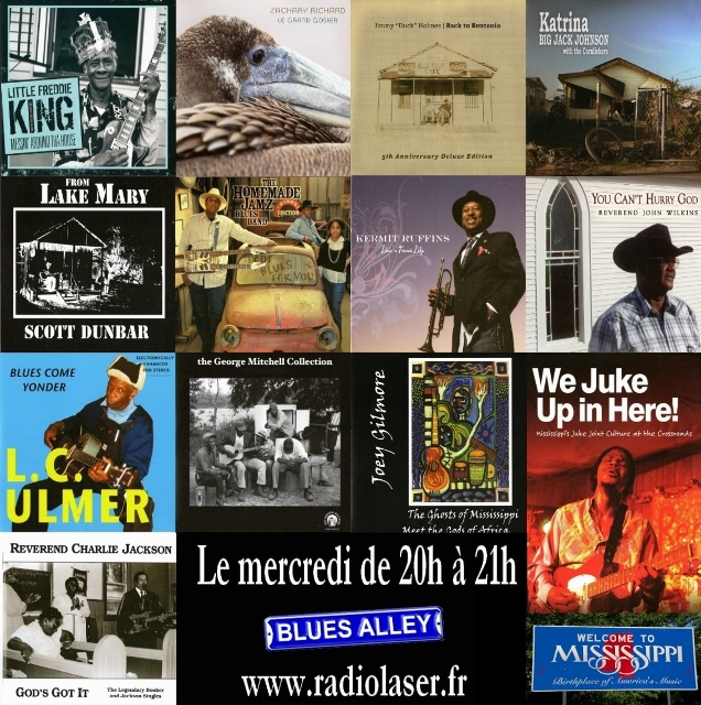 Blues Alley du 25 novembre