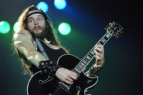 Ted Nugent, autre virtuose de la gratte rock
