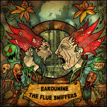 Keep The Rage #166 - Vendredi 11 mars - Interview de Bakounine (Crust punk D-Beat)