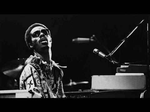 Coup de coeur du soir : Superstition, de Monsieur Stevie Wonder.