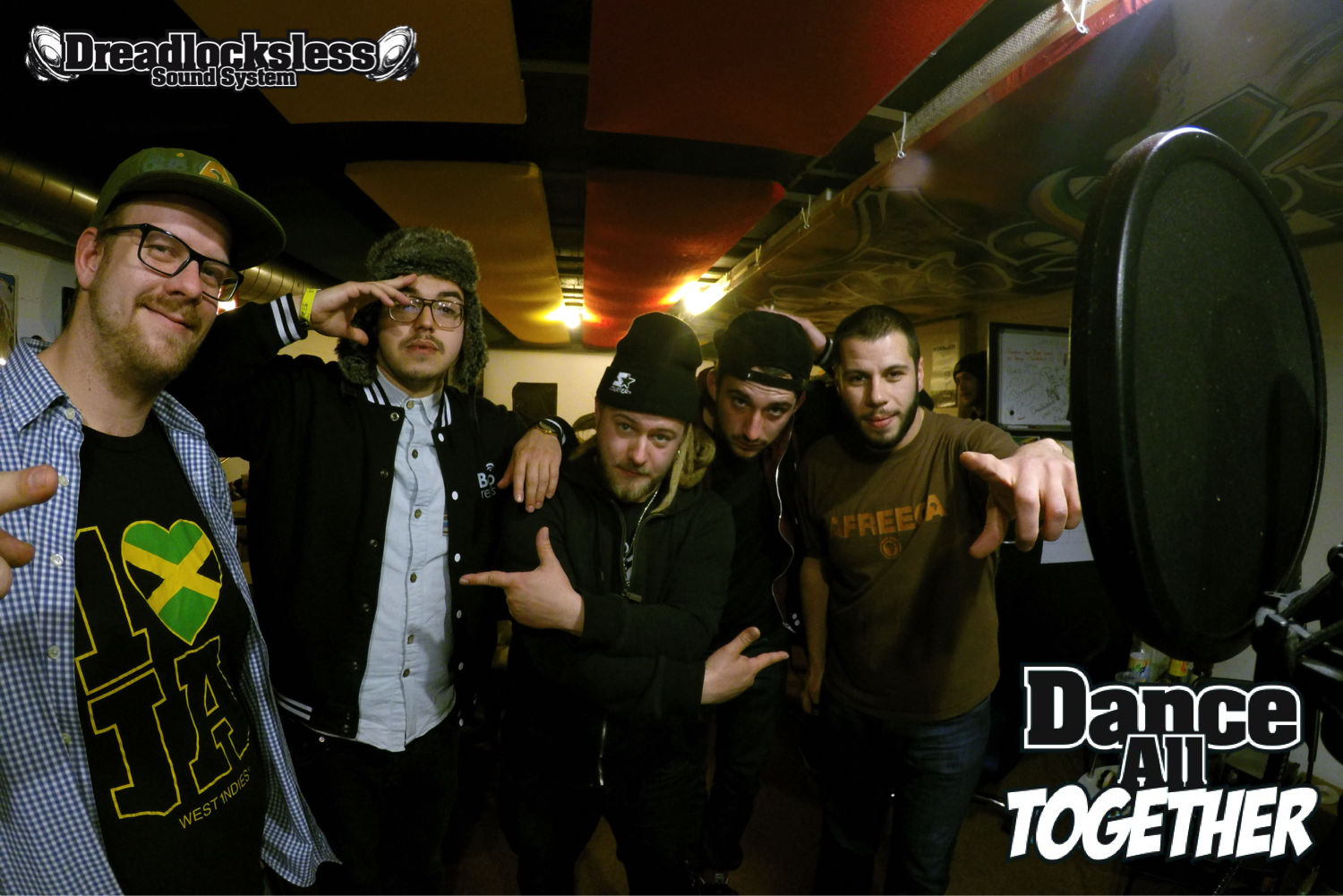 Dance All Together 11 avril 2016 invité : Phases Cachées (F)