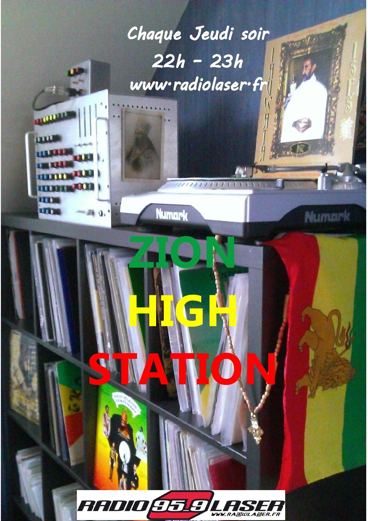 Zion High Station - Roots Reggae Dub #74