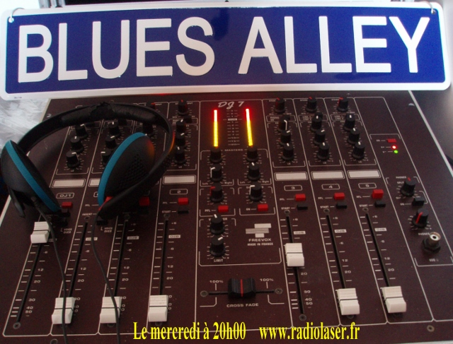 Blues Alley du 25 Mai