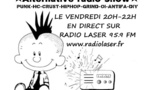 Keep The Rage #198 - Vendredi 06 janvier - Playlist et Podcast